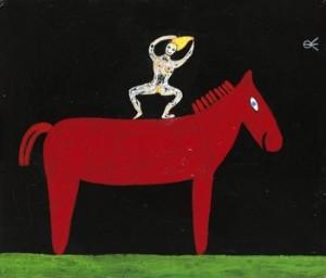 Häst by Roger RISBERG