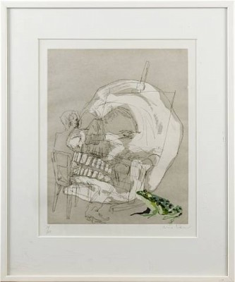 Kranium by Nino LONGOBARDI
