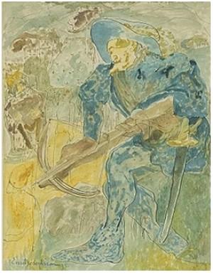 Wilhelm Tell by Ernst JOSEPHSON