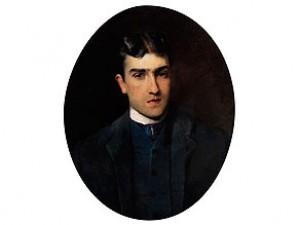Portrait Des Jugendlichen Lucien Guitry by Konstantin Egorovich MAKOVSKY
