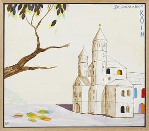 St Pantaleon by Dan PERRIN
