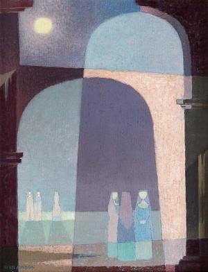 Den Ljusa Natten by Sven JONSON
