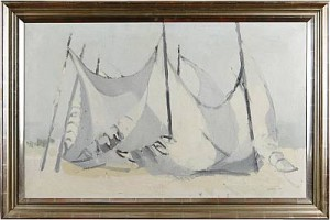 ålgarn by Gustav ARNE