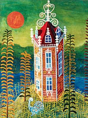 Tornet by Mårten ANDERSSON