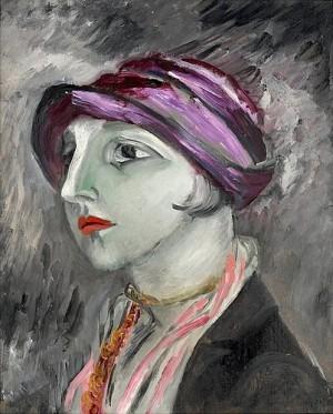 Den Violetta Hatten by Sigrid HJERTÉN