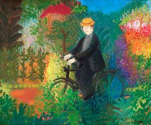 På Cykeltur I Sommartid by Lennart JIRLOW