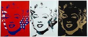 (3) Marilyn by Richard RYAN