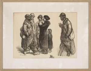 Gestalter by Théophile Alexandre STEINLEN