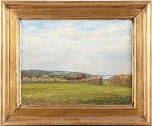 Landskap by Per FREDRIKS