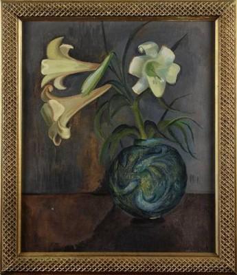 Liljor by Edvard WALLENQVIST
