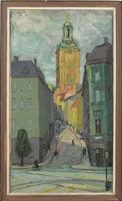 Storkyrkobrinken by Georg LINDSTRÖM