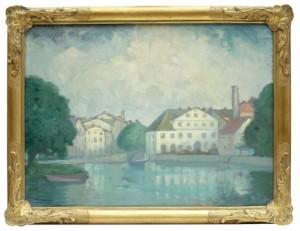 Akademikvarn Vid Fyrisån by Jonas LINDKVIST