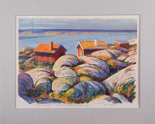 Soldag På Utskär by Roland SVENSSON