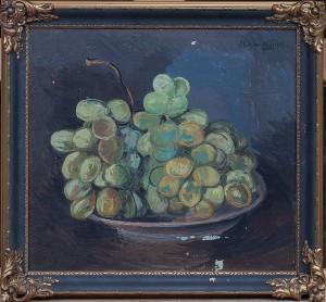 Fruktstilleben by Edvard WALLENQVIST