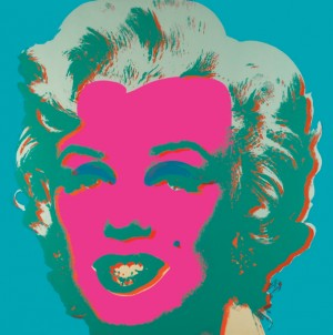Marilyn (f. & S. Ii.30) by Andy WARHOL