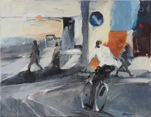 Slussen by Berndt WENNSTRÖM