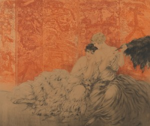 Mockery by Louis ICART