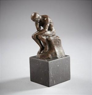 Tänkaren - Le Penseur by Auguste RODIN