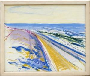 Stranden I Mortos by Ann EDHOLM