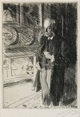 Henry Marquand by Anders ZORN