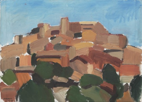 Roussillon 2 by Olle NYMAN