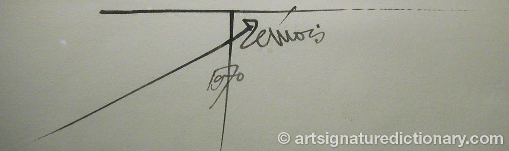 Signature by Pierre-Yves TRÉMOIS