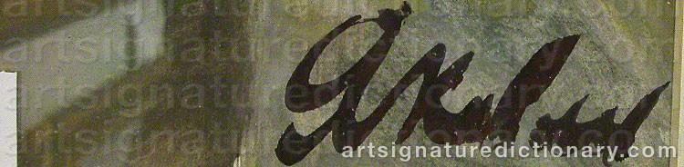 Signature by Vladimir Igorevich YAKOVLEV