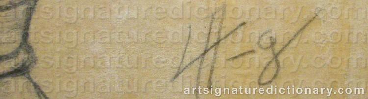 Signature by Louise ADELBORG