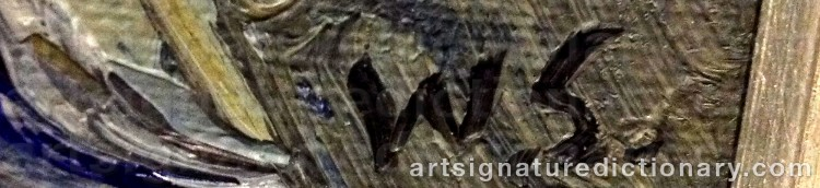 Signature by Wiking SVENSSON