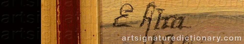 Signature by Erik ALM