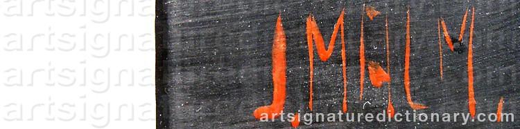 Signature by John 'J.malm' MALM