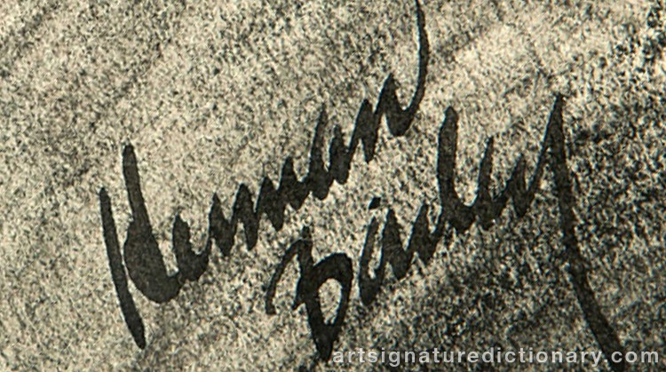 Signature by Herman Kofi BAILEY