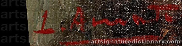 Signature by Luigi AMATO