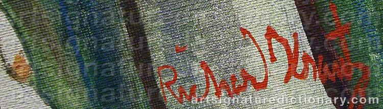 Signature by Rickard KRANTZ
