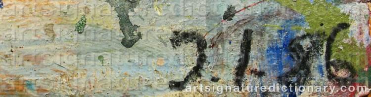 Signature by Jarl INGVARSSON
