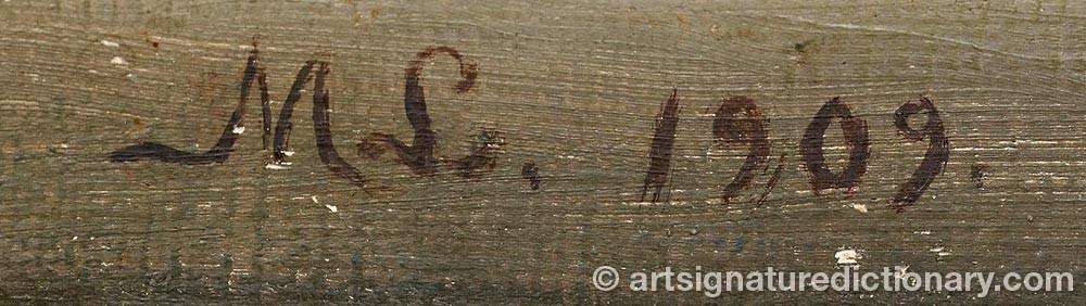 Signature by Maria Pavlovna ROMANOVA