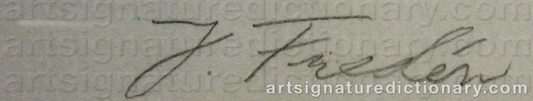 Signature by Jonas FREDÉN