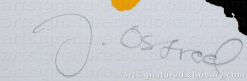 Signature by: OSTVED, John