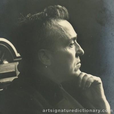Axel 'Döderhultarn' PETERSSON