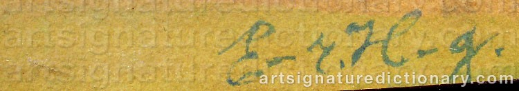 Signature by Ester HENNING