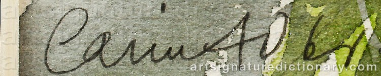 Signature by Carin ADLER
