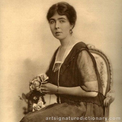 'Crown Princess Of Sweden' MARGARET OF CONNAUGHT