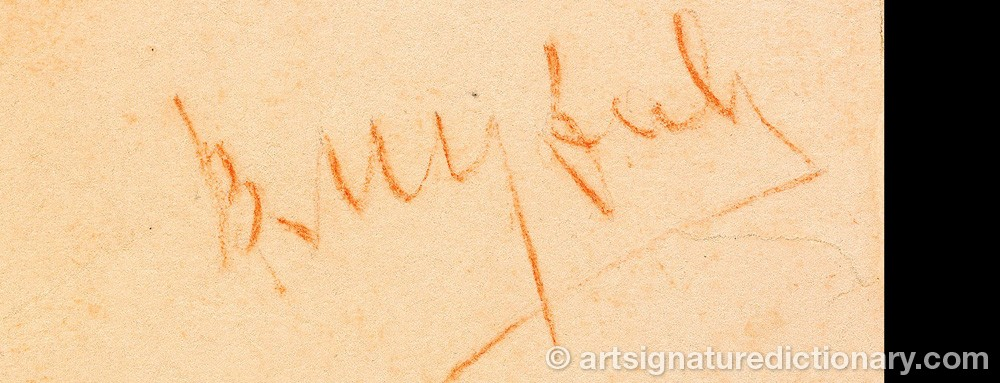 Signature by Vasili Ivanovich SHUKHAEV