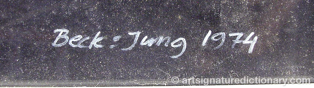 Signature by Bo LJUNGBERG