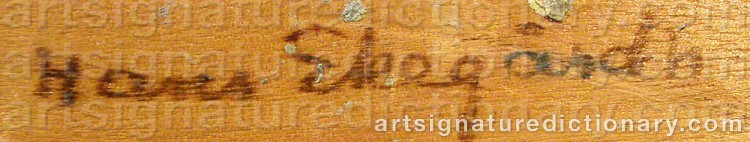 Signature by Hans EKEGÅRDH