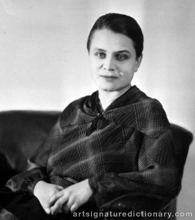 Marie TOYEN