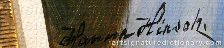 Signature by Hanna PAULI