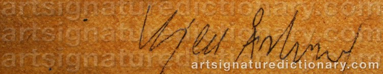 Signature by Kjell ÅSLUND