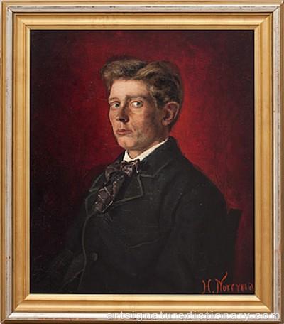 Herman NORRMAN