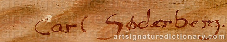 Signature by Niels WALSETH